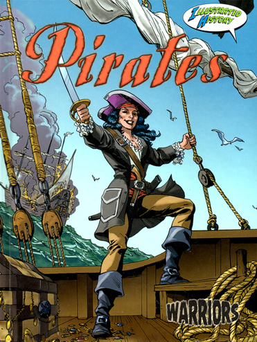 Warriors: Pirates by Joanne Mattern