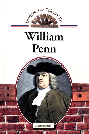 William Penn by Joanne Mattern